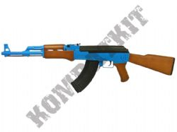 CM022 AK47 Replica Electric Airsoft Rifle BB Machine Gun Black & 2 Tone